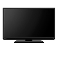 "Toshiba 32W1333DG 32"" HD Nero LED TV"