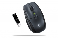 Logitech RX720 Cordless Laser Mouse RF Wireless Laser 1000DPI Nero mouse