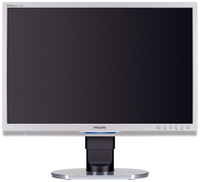 "Philips Brilliance 220BW9CS/05 22"" Argento monitor piatto per PC"