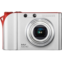 Samsung N1 Series NV100HD 14.7MP CCD Rosso
