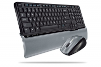 Logitech Cordless Desktop S 520, Slovakian RF Wireless tastiera