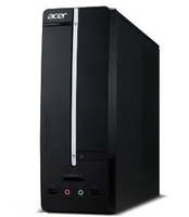Acer Aspire C600 2.9GHz G645 Nero PC