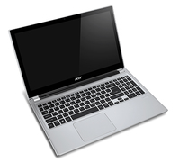"Acer Aspire 571PG-53334G75Mass 1.8GHz i5-3337U 15.6"" 1366 x 768Pixel Touch screen Argento Computer portatile"