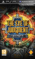 Sony The Eye of Judgement: Legends, PSP PlayStation Portatile (PSP) videogioco