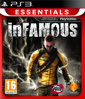 Sony Infamous Essentials, PS3 Basic PlayStation 3 videogioco