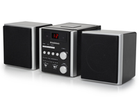 AudioSonic HF-1250 Set micro 6W Nero set audio da casa
