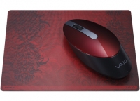 Sony VGP-BMS5P/R Bluetooth Laser 800DPI Rosso mouse