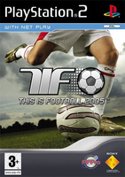 Sony This Is Football 2005 Platinum, PS2 PlayStation 2 Inglese videogioco