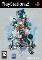 Sony Kingdom Hearts 2, PS2 PlayStation 2 videogioco