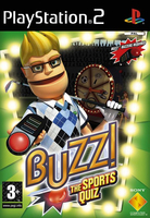 Sony Buzz!: The Sports Quiz, PS2 PlayStation 2 videogioco