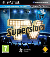 Sony TV Superstars, PS3 PlayStation 3 Inglese videogioco