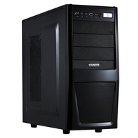 Gigabyte GZ-IF-233 Midi-Tower Nero vane portacomputer