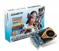 Gigabyte GV-N94TOC-1GH GeForce 9400 GT 1GB GDDR2 scheda video