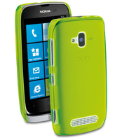 Cellularline COOLL610L Cover Verde custodia per cellulare