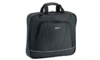 "Acer 17"" Essentials Top Loading Case + Optical Mini Mouse USB 17"" Valigetta ventiquattrore Nero"