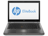 "HP EliteBook 8470w 2.4GHz i7-3630QM 14"" 1600 x 900Pixel Argento Workstation mobile"