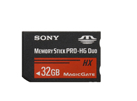 Sony 32GB Memory Stick PRO-HG Duo 32GB MS Pro-HG Duo memoria flash