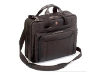 "Targus Zip-Thru Corporate Traveler 15.4"" Borsa da corriere Nero"