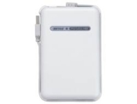 Buffalo 320GB MiniStation TurboUSB, White 320GB Bianco disco rigido esterno