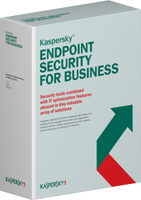Kaspersky Lab Endpoint Security f/Business - Core, 25-49u, 3Y, EDU RNW Education (EDU) license 25 - 49utente(i) 3anno/i Inglese