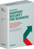 Kaspersky Lab Endpoint Security f/Business - Select, 5-9u, 2Y, Base Base license 5 - 9utente(i) 2anno/i