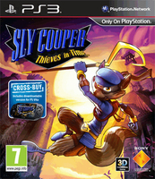 Sony Sly Cooper: Thieves in Time, PS3 PlayStation 3 videogioco