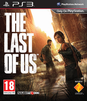 Sony The Last of Us, PS3 PlayStation 3 videogioco