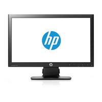 "HP ProDisplay P191 18.5"" HD TN+Film Nero monitor piatto per PC"