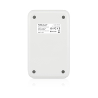 Macally Wi-Fi HDD Bianco
