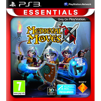 Sony Medieval Moves Essentials, PS3 PlayStation 3 videogioco