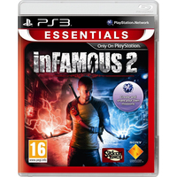 Sony inFAMOUS 2 Essentials, PS3 PlayStation 3 videogioco