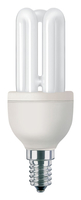 Philips Genie 872790082749100 11W E14 A Bianco caldo lampada fluorescente energy-saving lamp