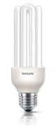 Philips Genie 872790090292100 23W E27 A Bianco caldo lampada fluorescente energy-saving lamp