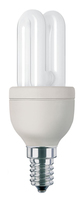 Philips Genie 872790082741500 5W E14 A Bianco caldo lampada fluorescente energy-saving lamp