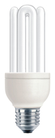 Philips Genie 872790082818400 18W E27 A Bianco caldo lampada fluorescente energy-saving lamp