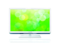 "Philips 22HFL3017W/10 22"" Full HD Bianco LED TV"