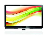 "Philips 26HFL4007N/10 26"" HD Nero LED TV"