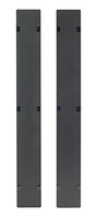 APC AR7581A Straight cable tray Nero blindosbarra