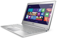 "Acer Aspire 191-9496 1.9GHz i7-3517U 11.6"" 1920 x 1080Pixel Touch screen Argento Computer portatile"