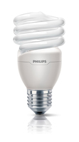 Philips Tornado 872790092950800 20W E27 A Bianco caldo lampada fluorescente energy-saving lamp