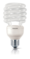 Philips Tornado 872790087628400 32W E27 A Bianco caldo lampada fluorescente energy-saving lamp