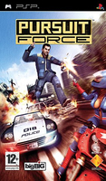 Sony Pursuit Force, PSP PlayStation Portatile (PSP) Inglese videogioco