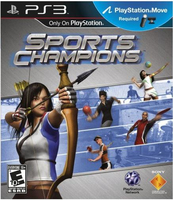 Sony Sports Champions, PS3 PlayStation 3 Inglese videogioco