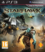 Sony Starhawk, PS3 PlayStation 3 Inglese videogioco