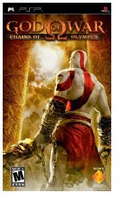 Sony God of War: Chains of Olympus, PSP PlayStation Portatile (PSP) Inglese videogioco