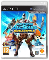 Sony All-Stars: Battle Royale, PS3 PlayStation 3 Inglese videogioco