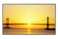 "Samsung 460UXN-3 Digital signage flat panel 46"" Full HD Nero"