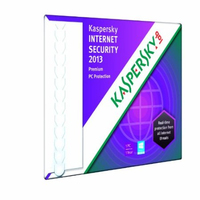 Kaspersky Lab Internet Security 2013 Full license 1utente(i) 1anno/i Tedesca