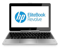 "HP EliteBook Revolve 810 G1 1.9GHz i3-3227U 11.6"" 1366 x 768Pixel Touch screen 4G Nero Ibrido (2 in 1)"