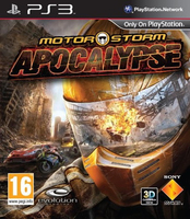 Sony Motorstorm Apocalypse Essentials, PS3 PlayStation 3 videogioco